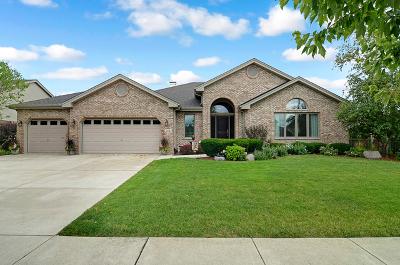 Woodridge Single Family Home For Sale: 2116 Bening Drive