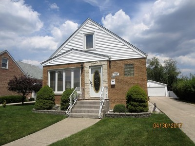 Niles Single Family Home For Sale: 7130 West Keeney Street