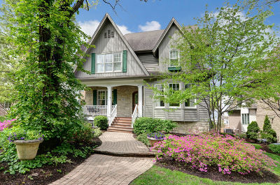 Hinsdale Single Family Home For Sale: 420 South Bodin Street