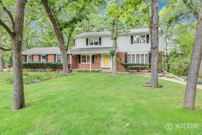 Joliet Single Family Home Contingent: 22206 South Eastcliff Drive