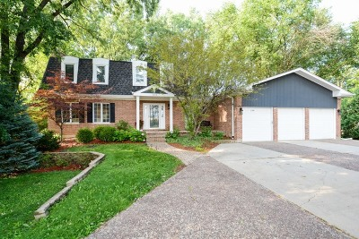 Highland Park Single Family Home For Sale: 1155 County Line Road