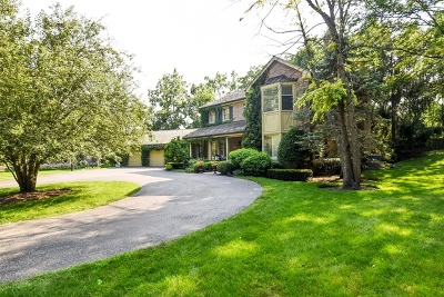 Lake Forest Single Family Home For Sale: 491 East Illinois Road