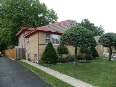 La Grange Park Single Family Home For Sale: 533 Barnsdale Road