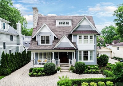 Hinsdale Single Family Home Contingent: 519 North County Line Road