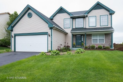 Algonquin Single Family Home For Sale: 560 Lake Plumleigh Way