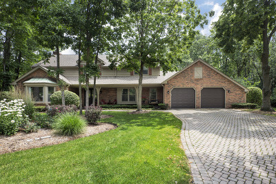 Lincolnshire Single Family Home For Sale: 40 Dukes Circle