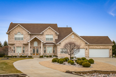 Johnsburg IL Single Family Home For Sale: $354,900