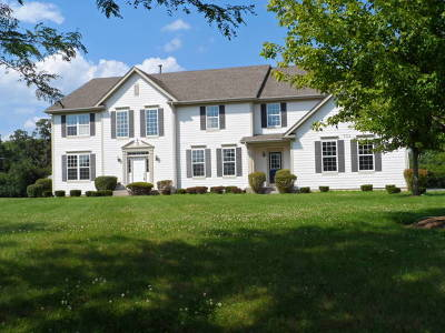 Barrington Hills Rental For Rent: 704 Goodman Court