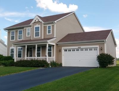 Oswego Single Family Home For Sale: 4848 Weaver Street