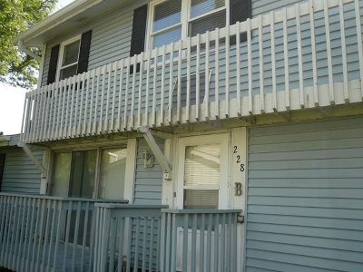 Bolingbrook Condo/Townhouse For Sale: 228 Elkhorn Court #B