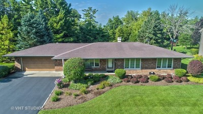 Lake Zurich Single Family Home For Sale: 309 Whitney Road
