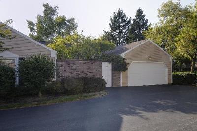 Wheaton Condo/Townhouse For Sale: 1040 Dartmouth Drive