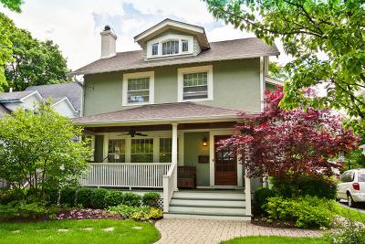 Winnetka Single Family Home For Sale: 844 Foxdale Avenue