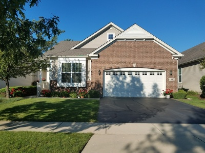 Hoffman Estates Single Family Home Contingent: 1843 Hampshire Drive