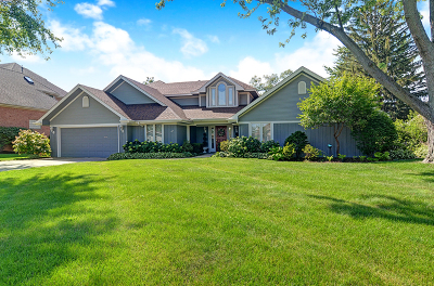 Hinsdale Single Family Home Contingent: 640 West 58th Street