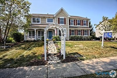Geneva Single Family Home Price Change: 350 Prairieview Drive