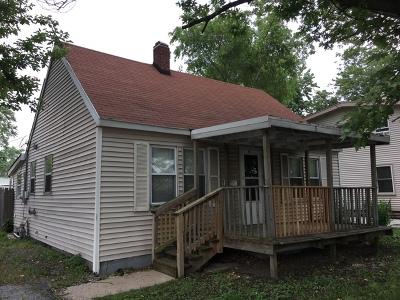 Steger Single Family Home For Sale: 19 East 32nd Street