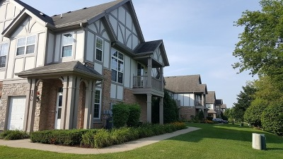 Concord Village Condo/Townhouse Contingent: 240 Rosehall Drive #250