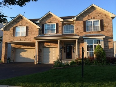 Carpentersville Single Family Home Contingent: 4909 Kimball Lane