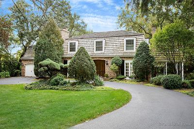 Glen Ellyn Single Family Home For Sale: 3s241 Mulberry Lane