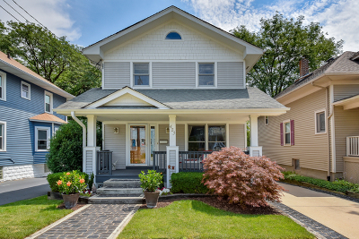 Wheaton Single Family Home Contingent: 423 South Hale Street