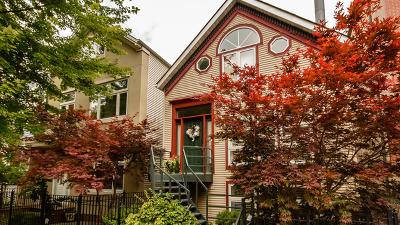 Single Family Home For Sale: 1334 West Fletcher Street