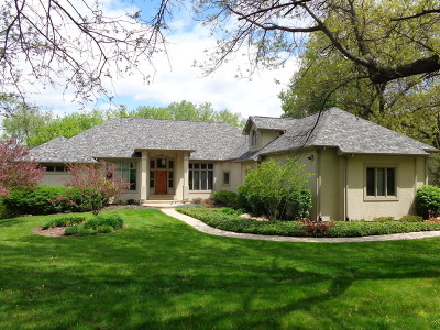 McHenry Single Family Home For Sale: 2817 Sterling Drive