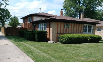 Brookfield Single Family Home For Sale: 3446 Park Avenue