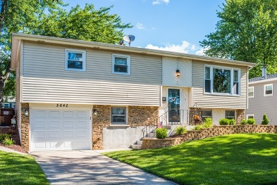 Oak Forest Single Family Home For Sale: 5642 Dover Road
