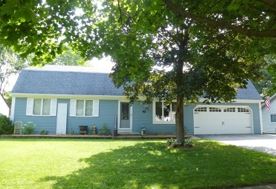 Oswego Single Family Home Contingent: 41 Sedgwick Road