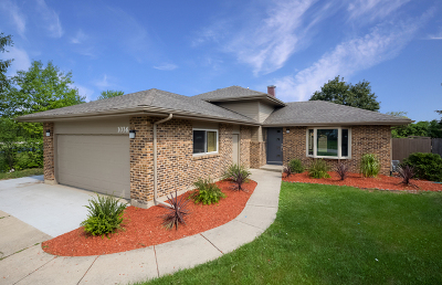 Bartlett Single Family Home Contingent: 1036 Congress Drive