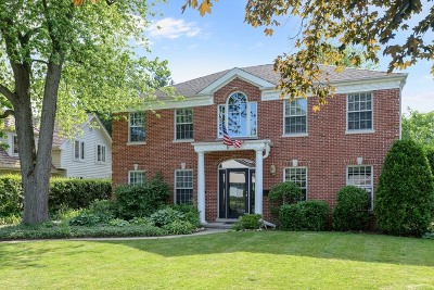 Wilmette Single Family Home For Sale: 509 Pinecrest Lane