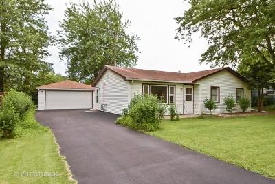 Crete Single Family Home For Sale: 735 West Kent Avenue