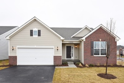 Huntley Single Family Home For Sale: 11910 Hollister Court