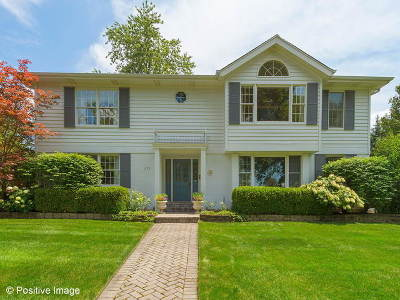 Hinsdale Single Family Home For Sale: 235 North Vine Street