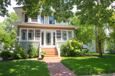 Oak Park Single Family Home Contingent: 600 Clarence Avenue