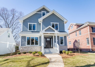 Wilmette Single Family Home For Sale: 221 10th Street