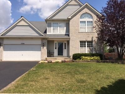 Lockport Single Family Home For Sale: 17684 Auburn Ridge Drive