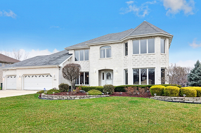 Darien Single Family Home For Sale: 8933 Brandon Road