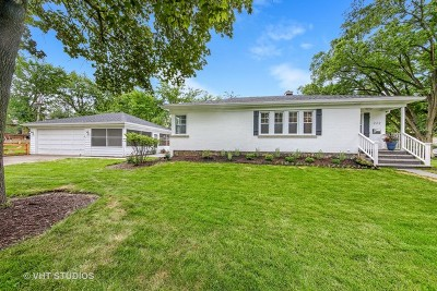 Hinsdale Single Family Home For Sale: 222 Center Street
