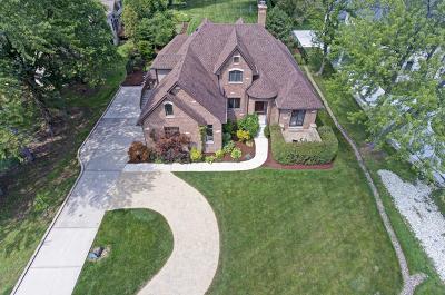 Burr Ridge Single Family Home For Sale: 7620 Drew Avenue