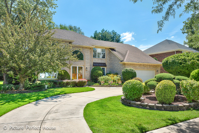 Willowbrook Single Family Home For Sale: 6245 Squire Lane