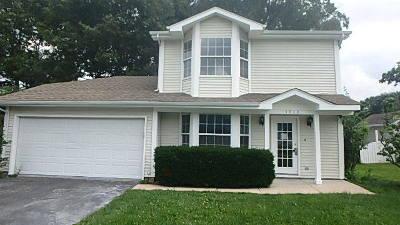 Island Lake Single Family Home Price Change: 3930 Hale Lane