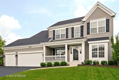 Geneva Single Family Home For Sale: 0n493 King Drive