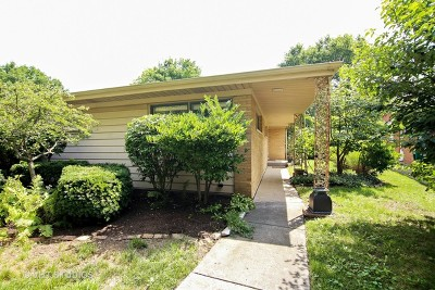 Wilmette Single Family Home For Sale: 2115 Parkview Court