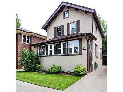 Oak Park Single Family Home Contingent: 716 Carpenter Avenue