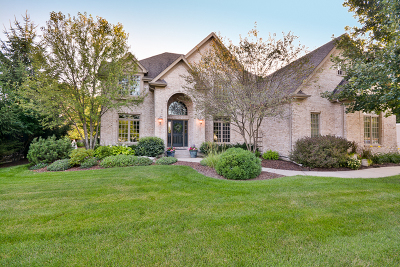 Geneva Single Family Home Price Change: 0s100 North Mathewson Lane