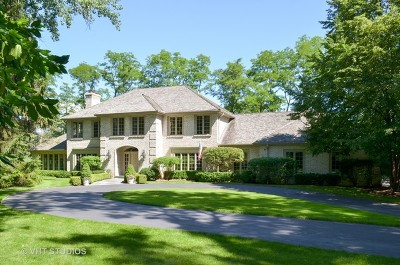 Lake Forest Single Family Home For Sale: 730 Barat Court