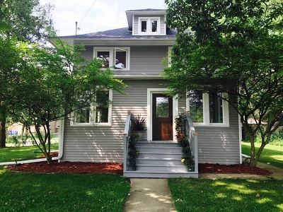 Highland Park Single Family Home For Sale: 2470 Green Bay Road