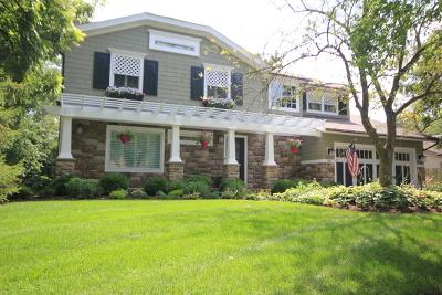 Wheaton Single Family Home For Sale: 1949 Gladstone Drive